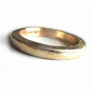 thick solid gold wedding ring in 22 carat yellow gold With thick wedding rings