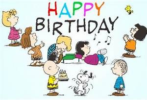 Charlie Brown Birthday Quotes. QuotesGram