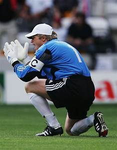 Oliver Kahn Photos Photos - Euro2004: Latvia v Germany ...