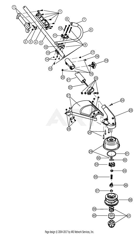 Mtd Adla Parts Diagram For