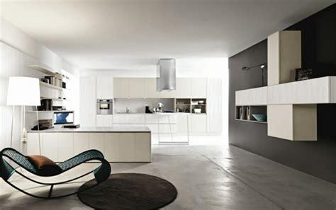 deco cuisine bois clair cuisine bois naturelle élégante et moderne