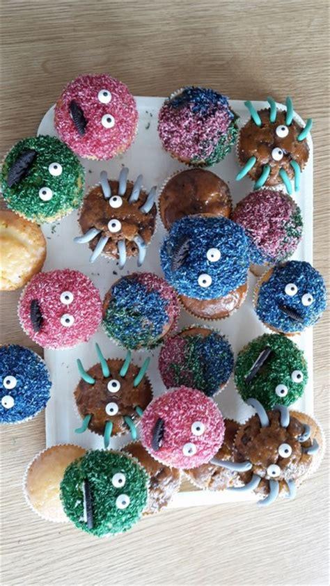 Halloween Muffins von muffinbakery Chefkochde