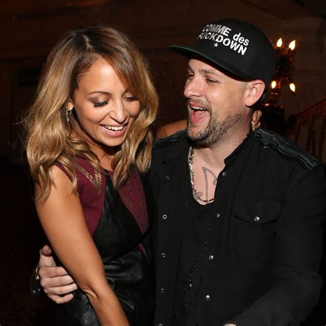 Nicole Richie and Joel Madden Cute Pictures   POPSUGAR ...