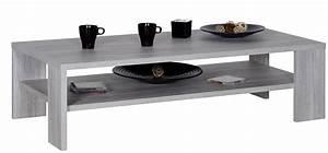 Table Basse Chene Gris : table basse ch ne gris maeva ~ Teatrodelosmanantiales.com Idées de Décoration