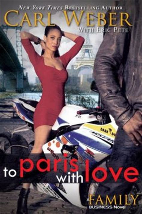 To Paris With Love A Family Business Novel By Carl Weber