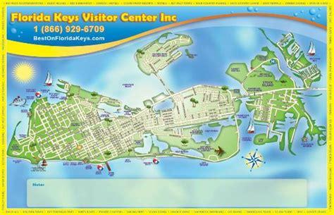 maps update 700654 key largo tourist attractions map
