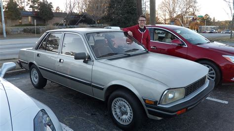 Peugeot 505 For Sale by 1984 Peugeot 505 S For Sale In Atlanta Usa