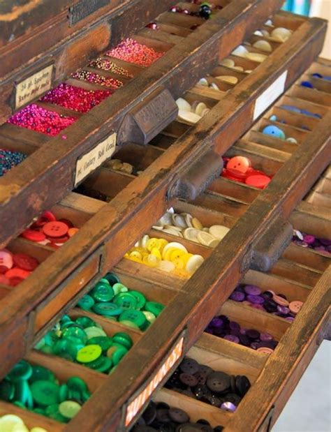 Stores With Beds by Button And Bead Storage In Typecase Drawers How Do You