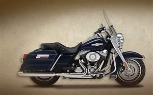 Harley Davidson Police Road King Specs