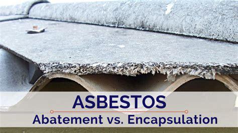asbestos flooring abatement  encapsulation navigating