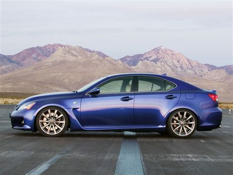 2008 Lexus Is-f