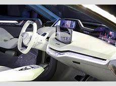 Skoda Vision E electric concept revealed in Shanghai Autocar