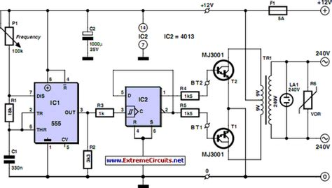 Cheap Inverter Circuit Diagram World