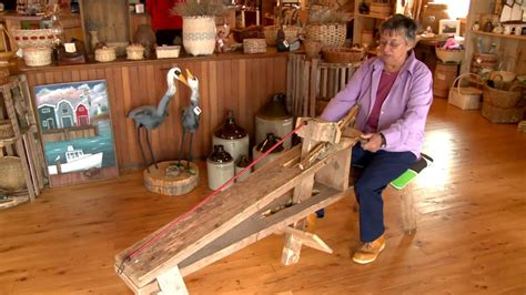 weaving  wood island traditions store home