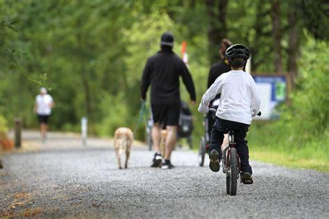 Dc, ia, id, il, in, md, mt, ne, oh, pa, wa, wv, wy asphalt, concrete, crushed stone. 6 Kid-Friendly Bike Trails Near Seattle   Seattle's Child   Bike trails, Snoqualmie, Trail