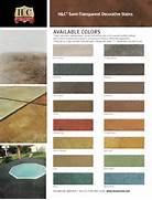 Sherwin Williams Exterior Solid Stain Colors by Stamped Concrete Polished Concrete Concrete Overlays Concrete Hardeners