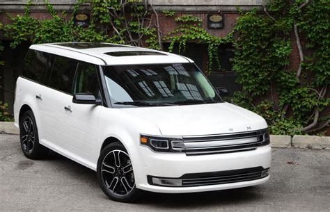Ford Flex 2014 by Suv Review 2014 Ford Flex Limited Driving