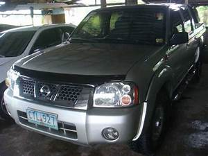 2003 Nissan Frontier Pick Up 4x2 Titanium Body Very Fresh