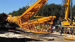 Liebherr Ltm 1500 8 1 Crane W    U0026 39 Y U0026 39  Spreader Assembly