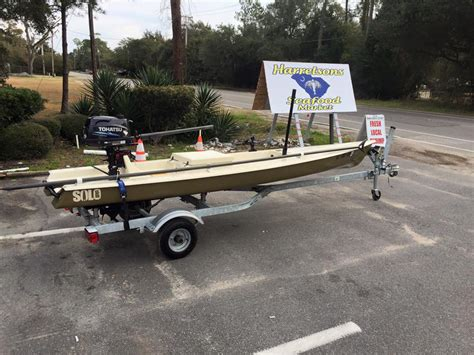 Skiff Trailer Setup by Sold Expired Sold 2013 Skiff 6hp Tohatsu With