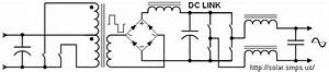 Sine Wave Inverter Circuit Diagrams
