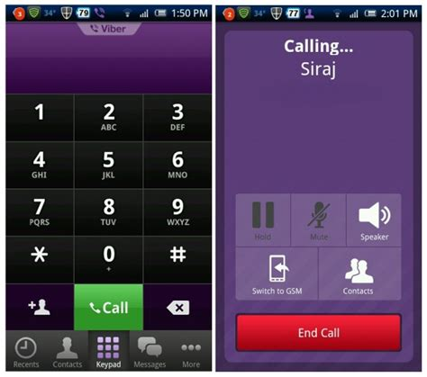 viber app for android viber voip app now available for android