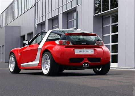 smart roadster coupe 2003 brabus smart roadster coupe v6 biturbo brabus