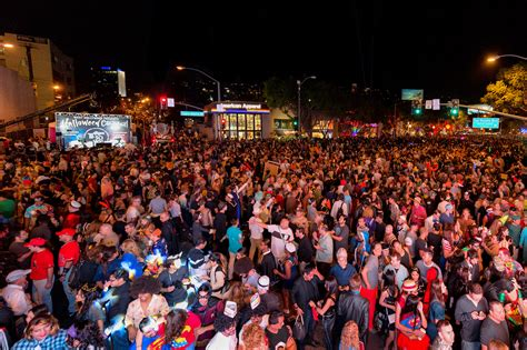 West Hollywood Halloween Parade Route by 28 Santa Monica Halloween Parade Street Closures