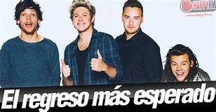 One Direction REGRESA!