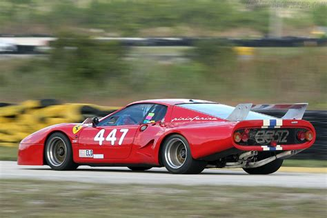 Ferrari 512 BB LM - Chassis: 29509 - Driver: John Goodman ...