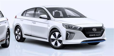 Hyundai In by 2017 Hyundai Ioniq In Hybrid And Electric Unveiled