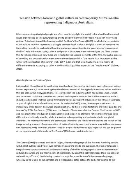 Mumbaki analysis essay | Film analysis essay