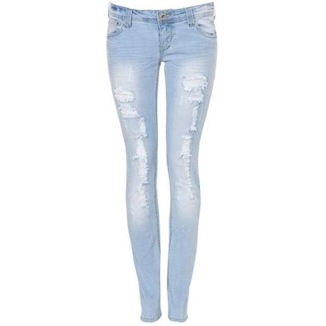 ripped for light blue best 25 light blue ripped ideas on