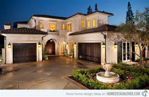 mediterranean home designs 15 sophisticated and mediterranean house designs