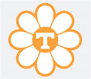 Tennessee Vols Power T Outline