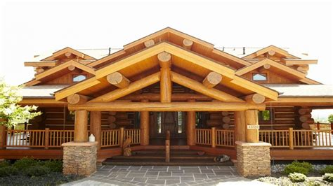 Best Cabin Luxury Log Cabin Home Best Luxury Log Home Log Cabin