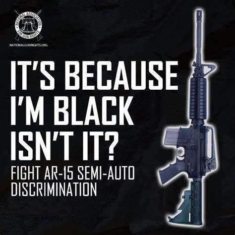 It's Because I'm Black Isn't It?  Gun Shots