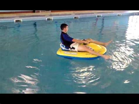 Mini Boat Water Ski by Mike On A Mini Jet Ski At Work