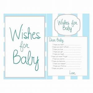 ideas wishes for baby boy template found on polyvore With wishes for baby template printable
