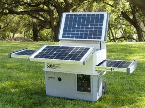 Wagan Solar ePower Cube 1500   GetdatGadget