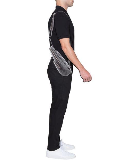 louis vuitton  damier graphite avenue sling bag bags lou  realreal