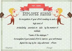 employee anniversary certificate template 12 With employee anniversary certificate template