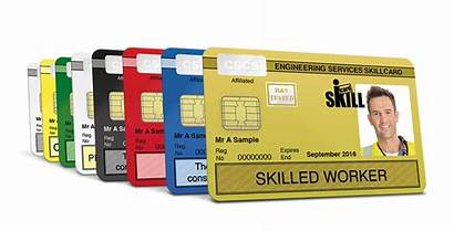 Cscs Card Cards Construction Cro Related National