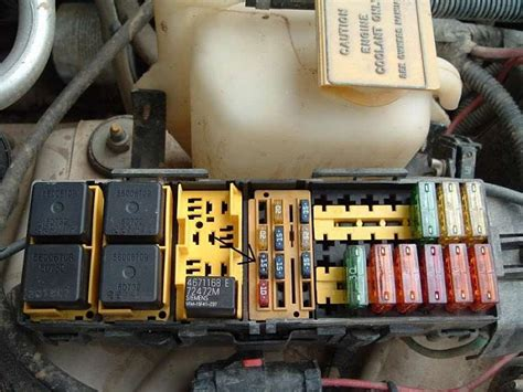 pdc fuse   blowing jeep cherokee forum