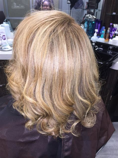 Coloring Relaxed Hair by 72 Best Images About Hair Color Ideas On