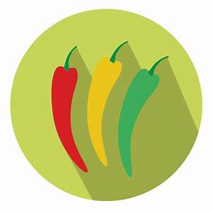 Chili pepper icon - Transparent PNG & SVG vector