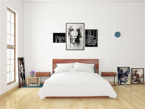 decor wall art mockups psd  premium