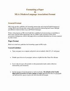 apa term paper format