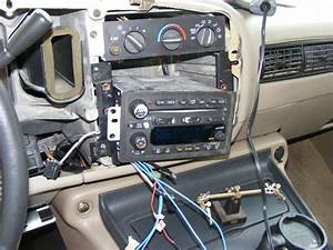 How To Install A Stereo On A 2003 Chevy Tahoe With A Bose Speakers