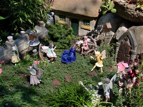 article on gardening build a real fairy garden wisconsin gardening web articles